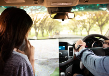 For a safe summertime road trip, staying alert is essential