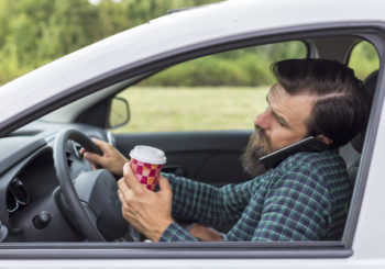 Even the Safest Drivers Are Guilty of Distracted Driving